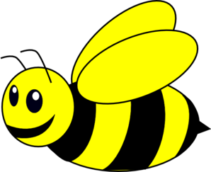 Bumblebee clipart Baby clipart collection art Cute