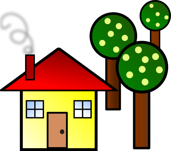 Setting clipart system Free Bungalow Clipart Panda Images