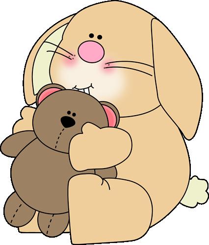 Teddy clipart bunny #1