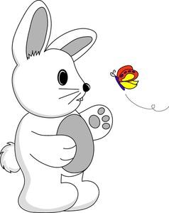 Bunny clipart computer Bunny Bunny Cartoon Clipart Cartoon