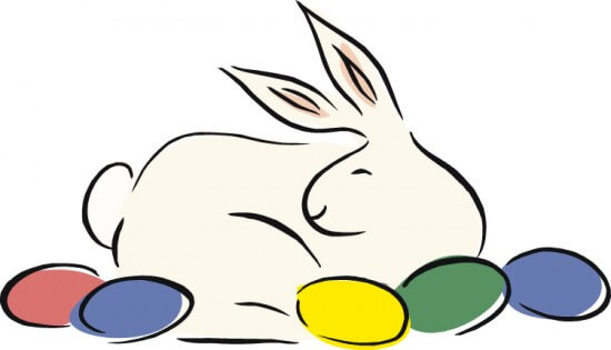 Bunny clipart computer Easter Surfnetkids to Clipart »