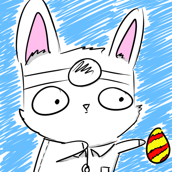 Bunny clipart doctor Doctor X kun by Doctor