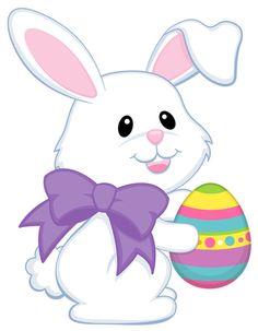 Rabbit clipart easter bunny #4