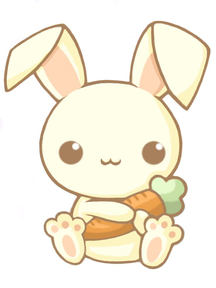 Drawn rabbid carton Cute cute Search Pinterest Google