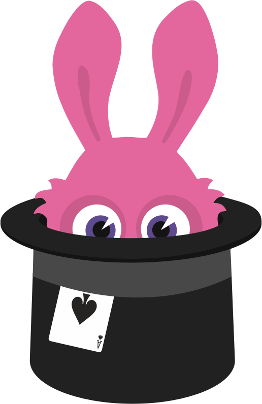 Bunny clipart magic hat Free Hat  Clip with