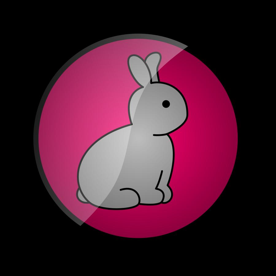 Bunny clipart rabit Arts bunny day  easter
