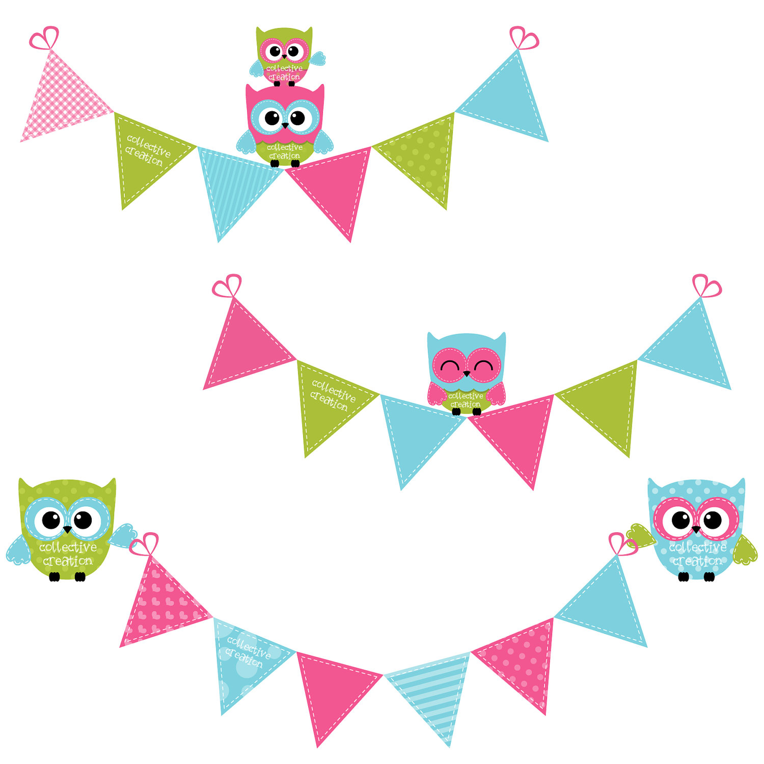 Bunting clipart In Bunting by  Bright