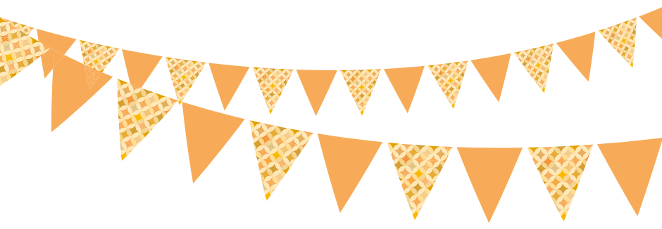 Bunting clipart afternoon tea Me floral Tea retro Drink
