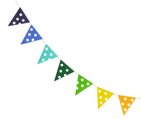 Single clipart bunting Free Download Flag Vintage Clip
