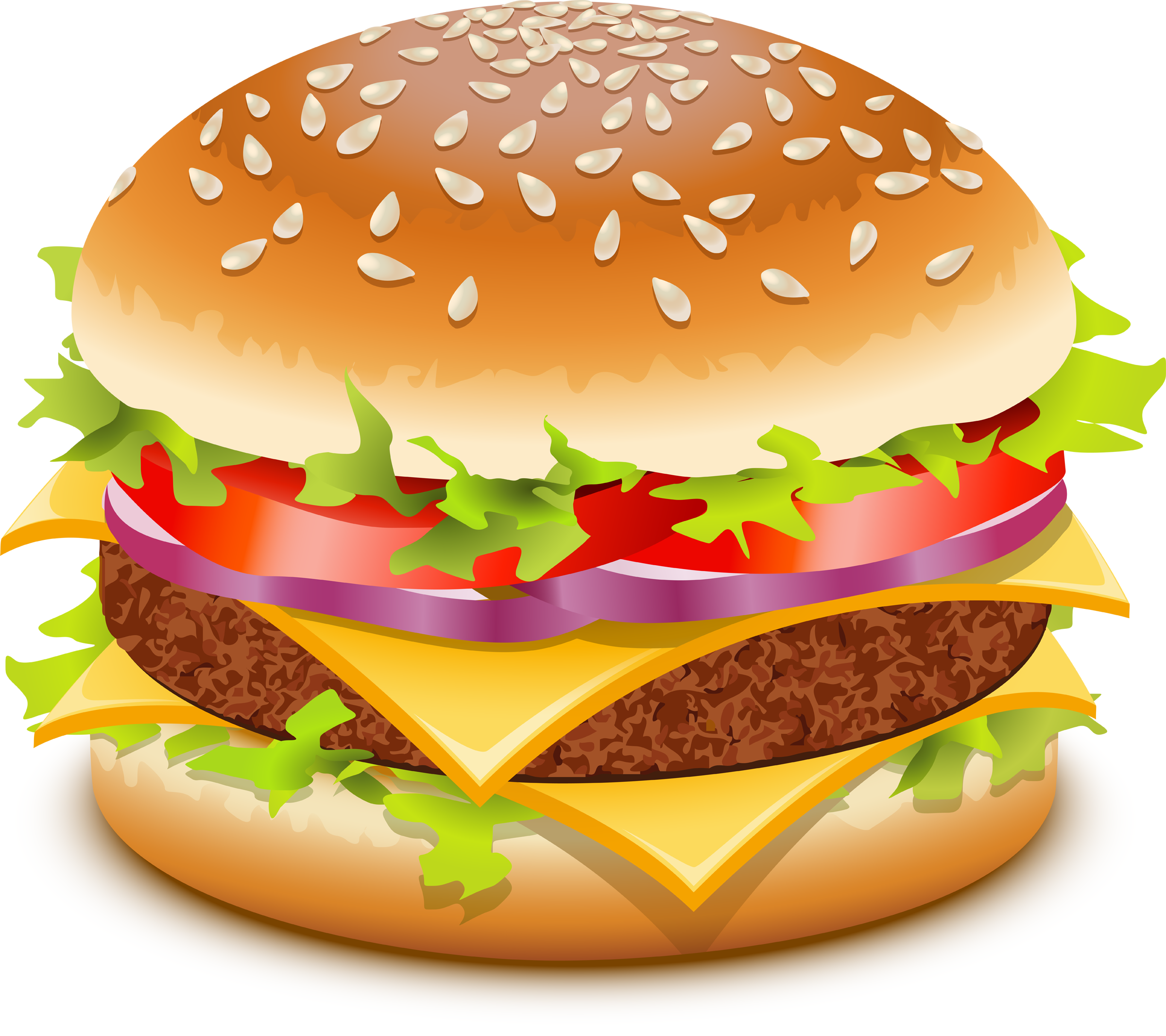 Veggie Burger clipart Clip Download Free cartoon art