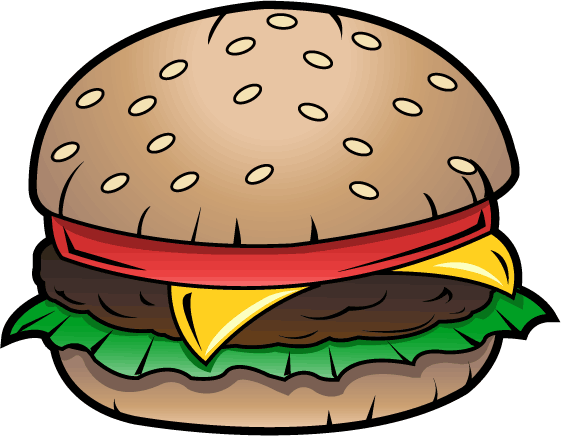 Burger clipart bitten Free Pictures on Clip Clip