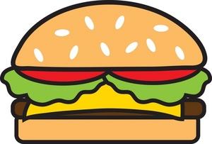 Hamburger clipart Burger Clip Art Download Free