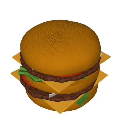 Burger clipart animation Burger Panda art Images art