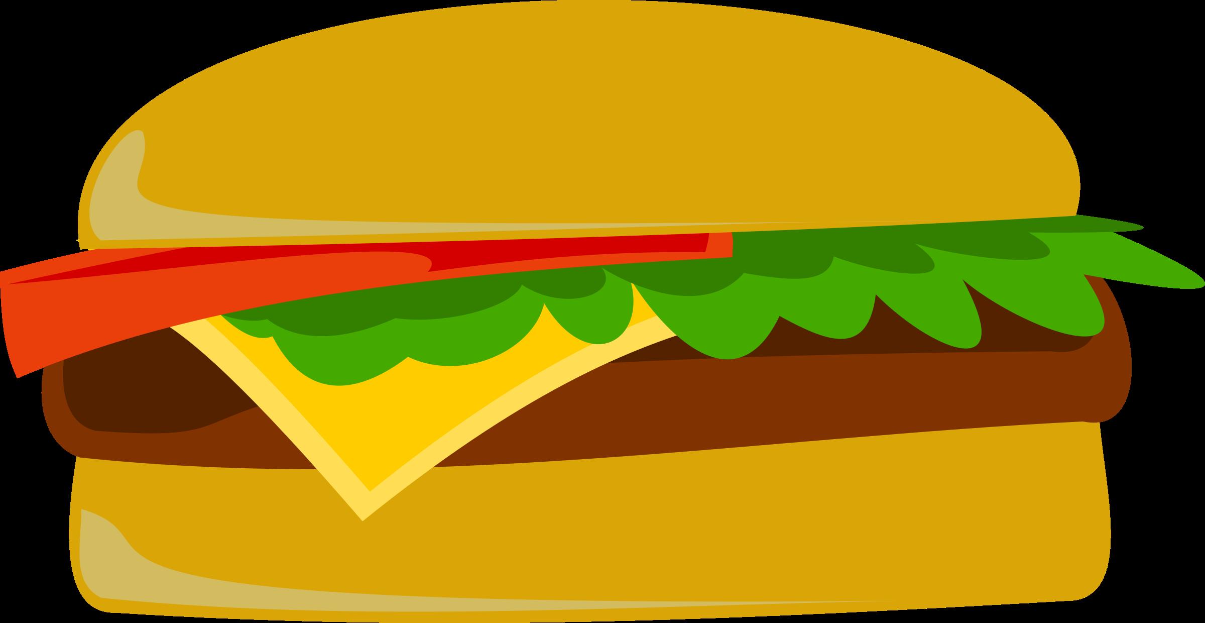 Burger clipart beef burger Cheese Burger Clipart Cheese Burger