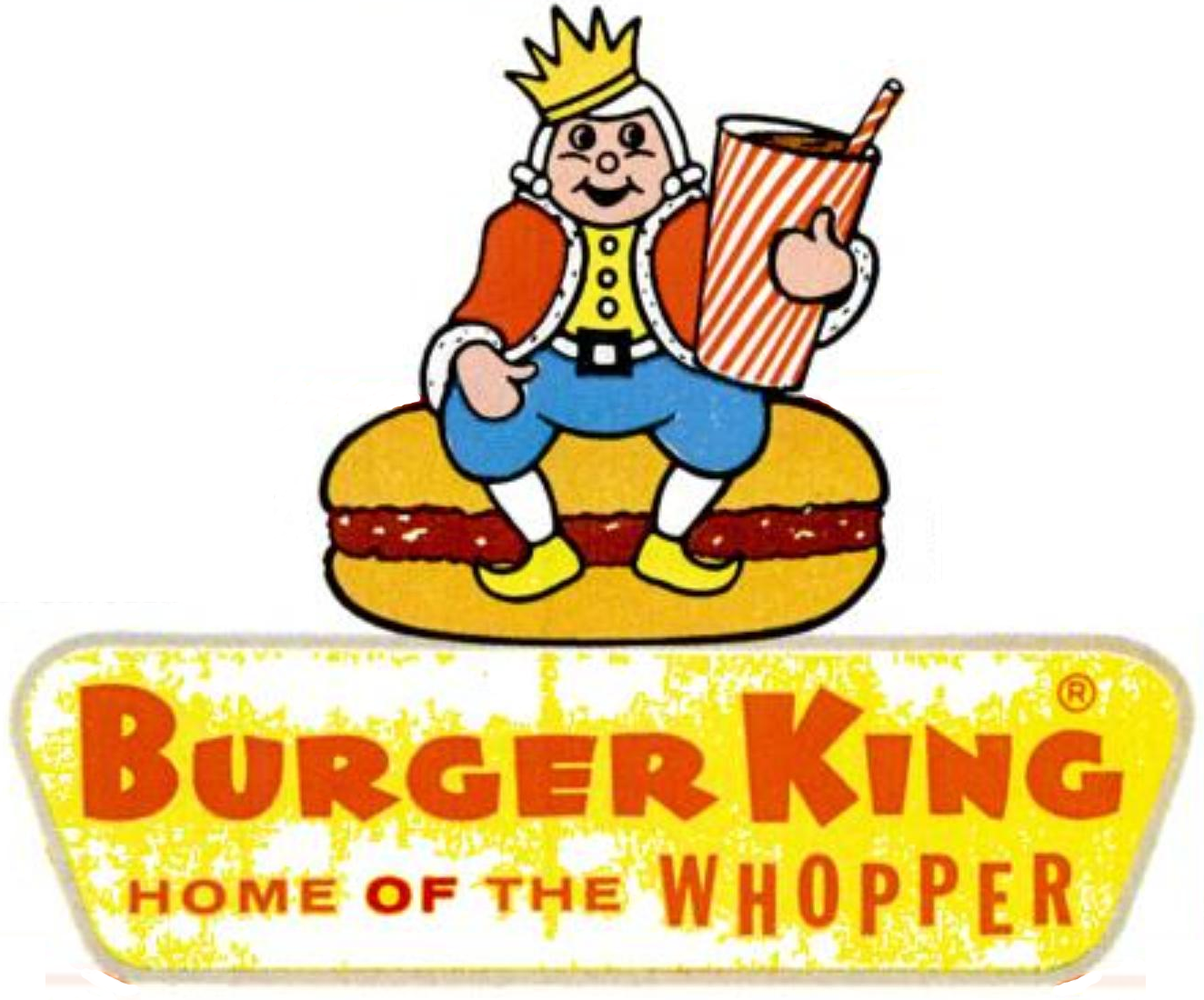 Burger clipart burger king FANDOM Logopedia King Burger Burger
