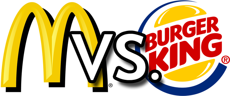 Burger clipart burger king SWOT Burger War Analysis Burger
