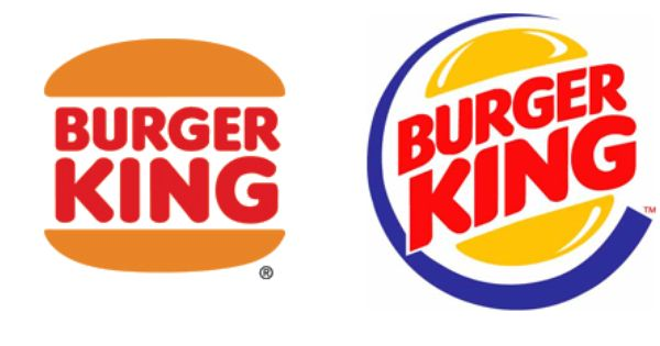 Burger clipart burger king Logos Fast Logos Evolution Logo