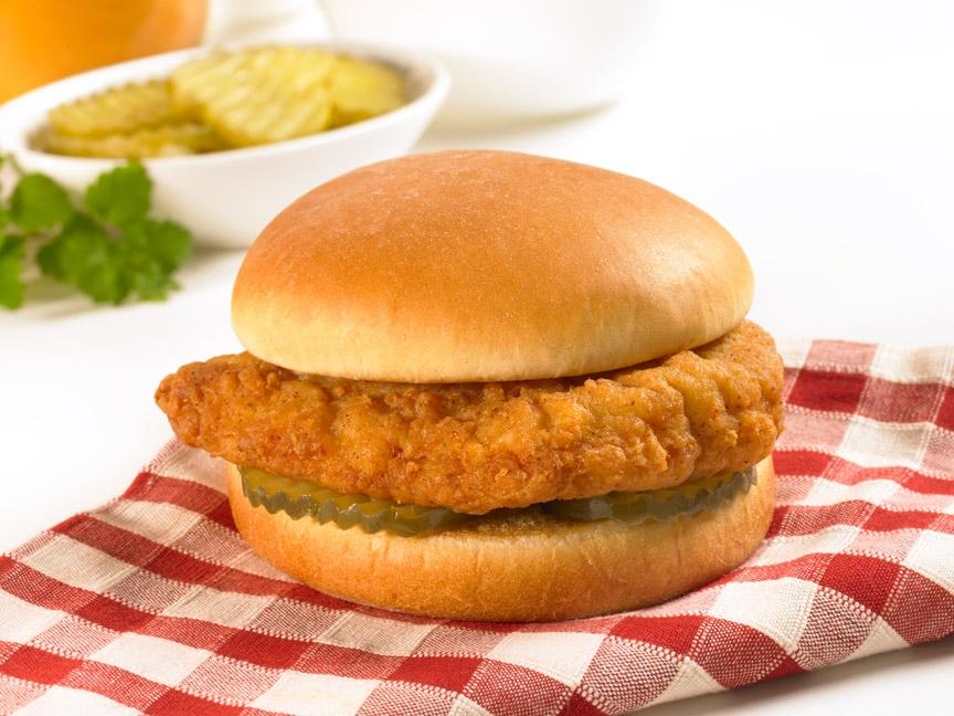 Veggie Burger clipart chicken sandwich Zone Cliparts patty Tenders Chicken