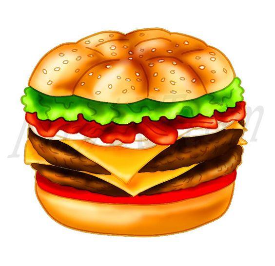 Burger clipart cookout Burger Cookout Clip Art clip