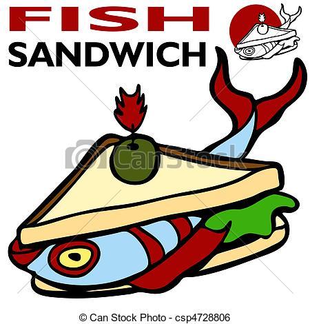 Burger clipart fish sandwich Free Images Clipart tuna%20clipart Sandwich