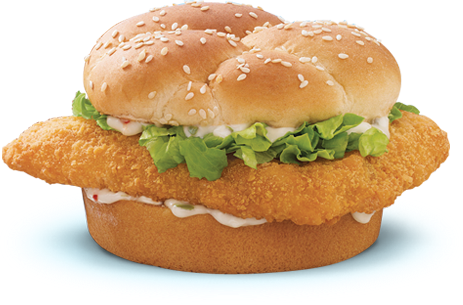 Burger clipart fish sandwich All Fish let to over
