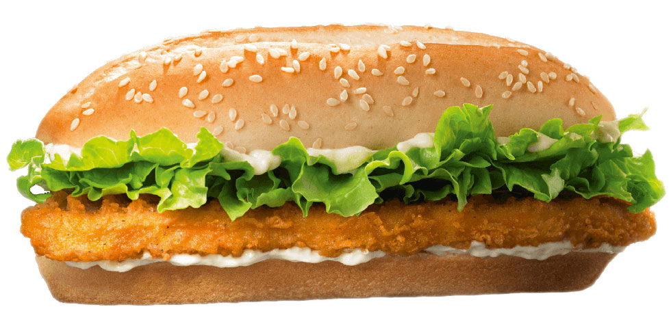 Burger clipart fried chicken Chicken Chicken Fried King: Sandwich