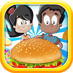 Burger clipart google Play 2 Android Games on
