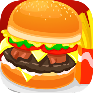 Burger clipart google Play Game Android Cooking on