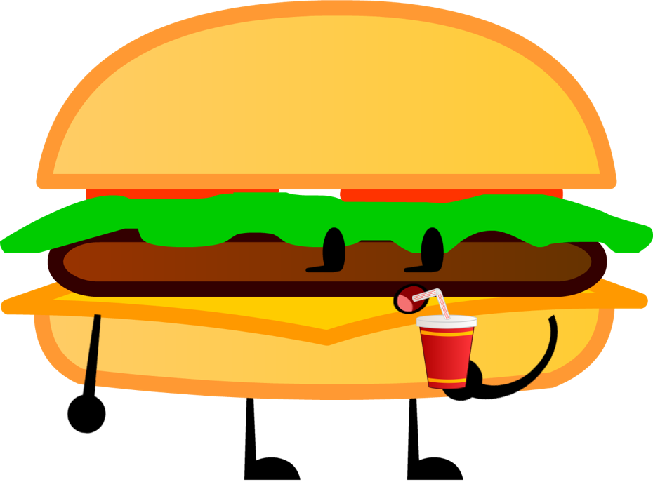 Burger clipart happy meal Insanity Battle by Burger Wikia