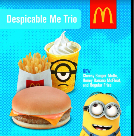 Burger clipart happy meal Out! McDonald's Meal Meal to