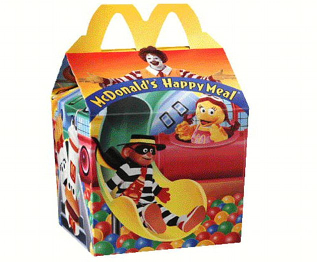 Burger clipart happy meal Lead them don¿t healthier Meals