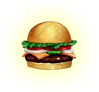 Hamburger clipart krabby patty Vector Clker Sandwitch  Image