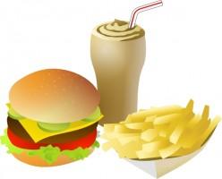 Burger clipart makanan For Cliparts download Burger Free