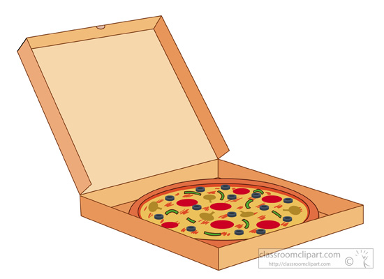 Burger clipart pizza 134 Clipart Size: Cheese