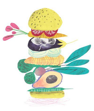Burger clipart plant needs In Natasha Sketchbooks Spontaneity best