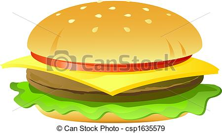 Burger clipart thick Cheeseburger Download Art Art Cheeseburger