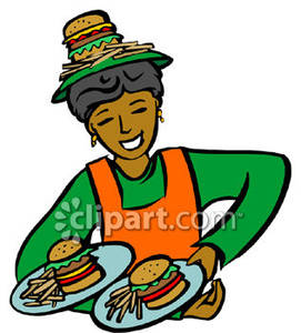 Burger clipart three Free and  Picture Carring