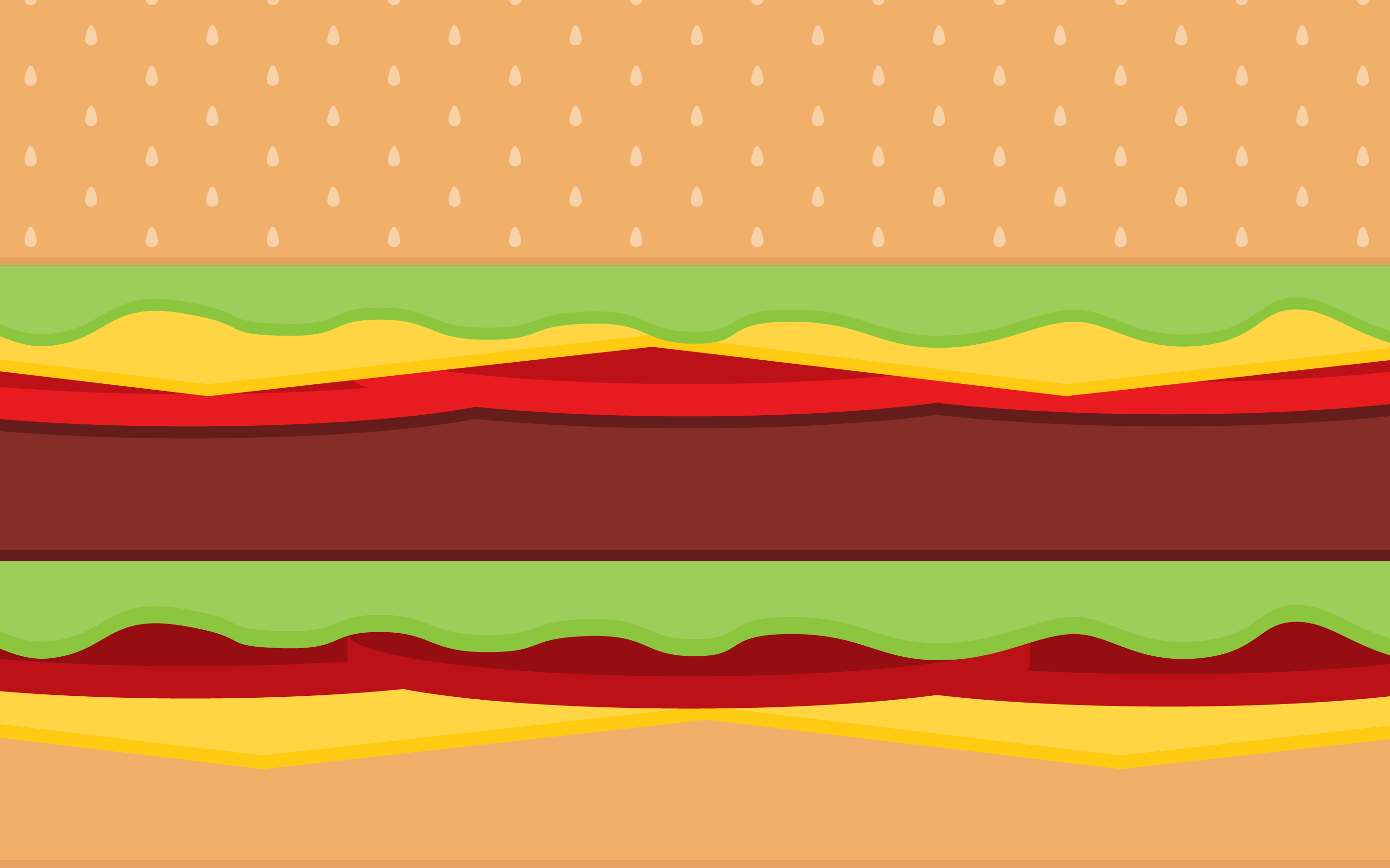 Burger clipart wallpaper Burger YAN Wallpapers  Wallpapers