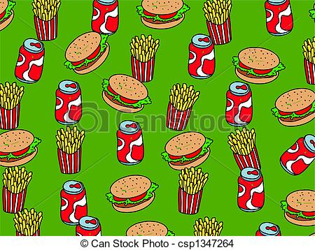 Burger clipart wallpaper Illustration fries Tasty fast fast