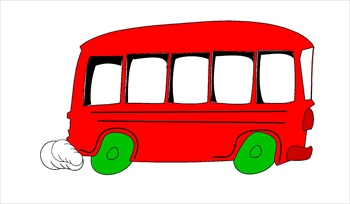 Bus clipart Clipart Free  Images Graphics