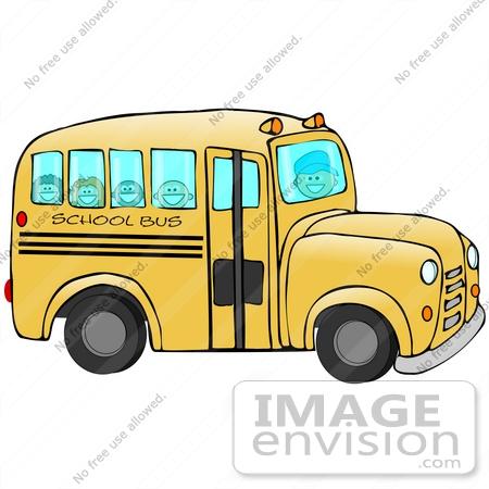 Open Door clipart bus Free Kids School Clipart Clipart