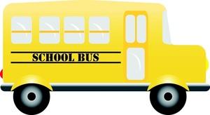 Open Door clipart bus Clipart School Images bus Panda