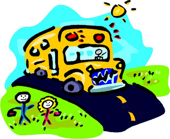 Bus clipart elementary school / Elementary Mill Overview Run