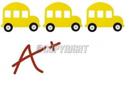 Bus clipart elementary school Free Clipart Clip Bus Panda