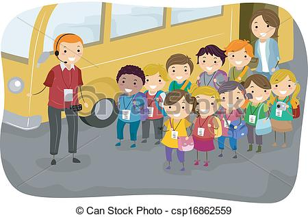 Photography clipart excursion Field  csp16862559 Kids Vector