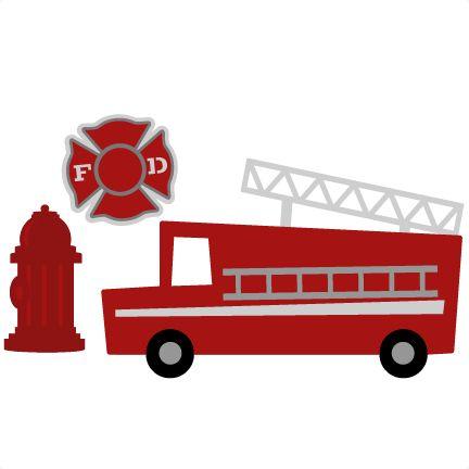 Bus clipart firefighter Best Firefighting firefighter ideas files
