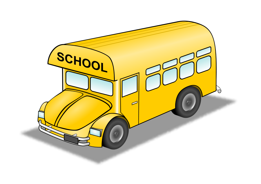 Bus clipart old bus Design Bus Clip Cartoon Bus