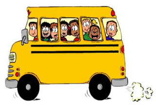Bus clipart school camp Bus school Zimtundzucker bus School