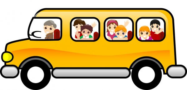 Bus clipart school outing Trip Archives com Field at