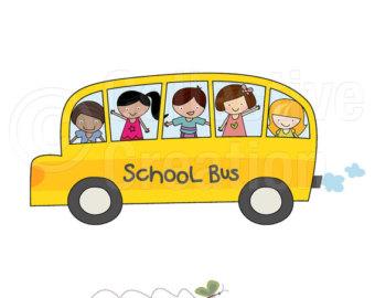 Bus clipart school outing Bus Schools Allegan school clipart